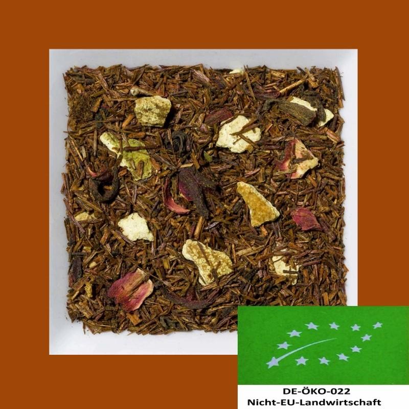 Roibusch Orange Biotee DE-ÖKO-022