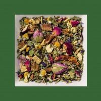 Basentee Blütenkräuter