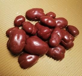 Pecanüsse mit Vollmilchschokoladen Butterscotch-Art