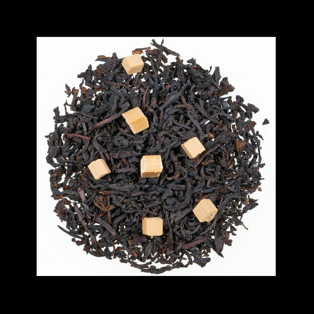 English Caramel Schwarztee-Mischung