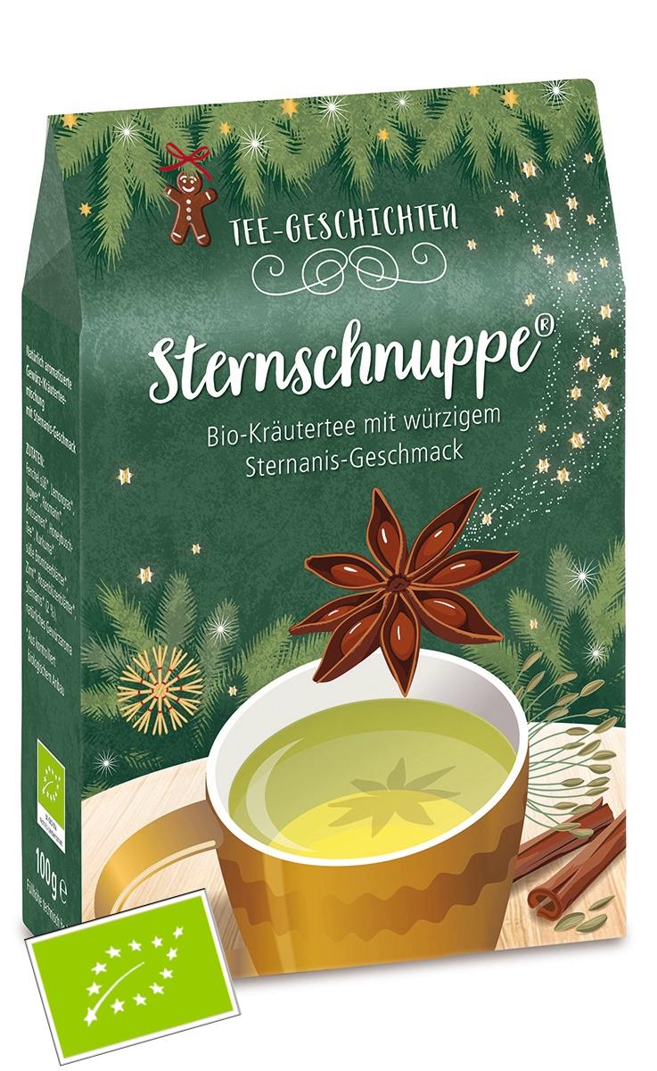 Sternschnuppe® Bio Gewürz-/ Kräuterteemischung DE-ÖKO-006 100g