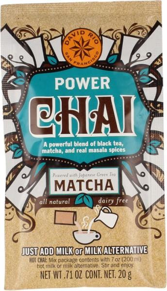 Power Chai David Rio 20g Beutel