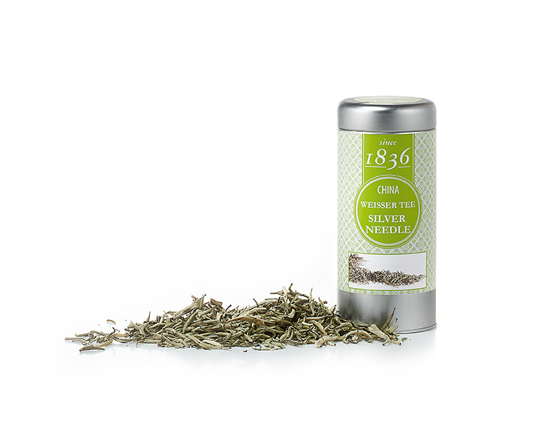 Weißer Tee China White Tea Silver Needle, à 40g