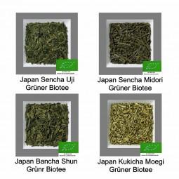Probiermix Grüner Tee 1