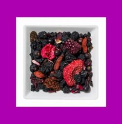 12 Beeren Natürlich aromatisierte Früchteteemischung