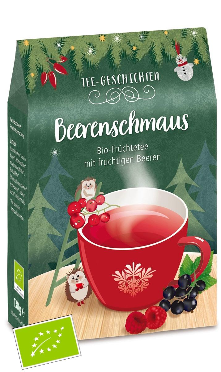 Beerenschmaus Bio Früchteteemischung DE-ÖKO 006 130g