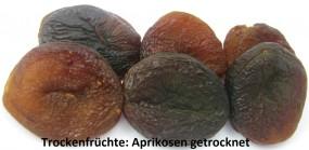 Aprikosen ungeschwefelt, naturrein
