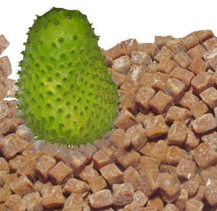 Graviola (Guanabana) ohne Zucker ungeschwefelt