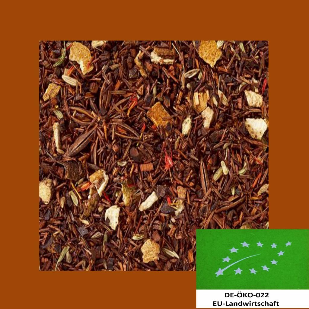Lebkuchen Rooibusch Bioteemischung DE-ÖKO-022